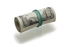 Rolka dolary Zdjęcia Stock
