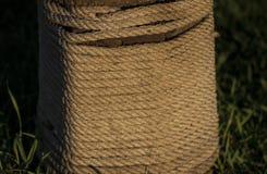 Rolka nautyczna arkana Zdjęcie Stock
