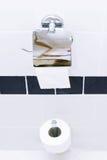 Rolka papier toaletowy Zdjęcie Royalty Free