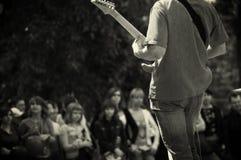 rolka rock Zdjęcie Royalty Free