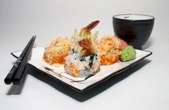 rolka sushi Obrazy Stock