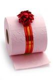 rolki papieru toalety prezentu Obrazy Stock