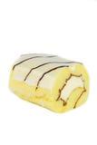 Rolki tortowa czekolada Obraz Royalty Free