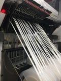 Rolki w wyboru i miejsca maszynie przy SMT wykładają dla nawierzchniowego montażu Obraz Royalty Free