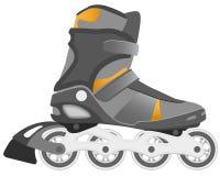 rolkowy łyżwiarstwo Obraz Royalty Free