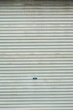 Rolkowy żaluzi drzwi Zdjęcie Stock