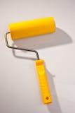 rolkowy kolor żółty Obraz Royalty Free