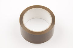 Roll of adhesive tape Stock Images
