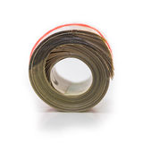 Roll of banknotes Royalty Free Stock Photography