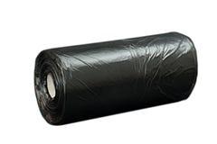 Roll of bin bags Stock Image