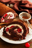 Roll Black Forest Stock Image