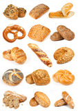 Roll Bread and Breads Poster Stock Photo