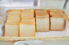 Roll of breads Stock Photo