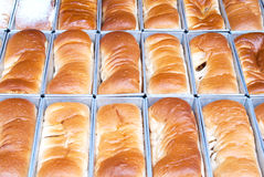Roll of Breads Royalty Free Stock Photo