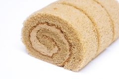 Roll Cake 2 Royalty Free Stock Images