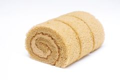 Roll Cake Royalty Free Stock Photography