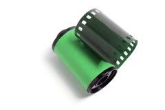 Roll of Camera Film Stock Image