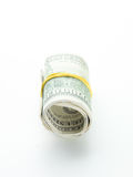 Roll of cash Royalty Free Stock Photos