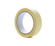 Roll of clear transparent sticky tape. Stock Photography