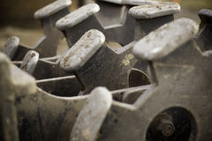 Roll compactor Royalty Free Stock Photography