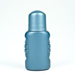 Roll-on deodorant bottle isolated Stock Photography