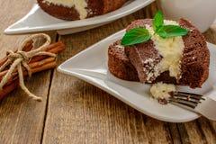 Roll dessert Stock Photos