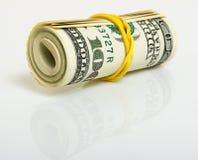 Financial contributions. Stock Photos
