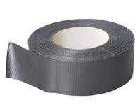 Roll of duct tape Royalty Free Stock Photos