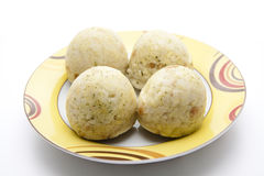 Roll dumpling cooked Royalty Free Stock Images