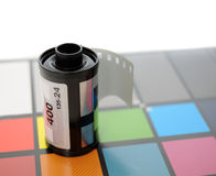 Roll of Film Stock Photo