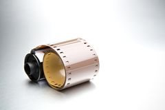 Roll of film Royalty Free Stock Images
