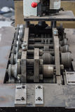 Roll Leveling machine Stock Photos