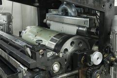 Roll machine royalty free stock photos