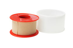 Roll of Medical Adhesive Tape Royalty Free Stock Image