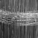 Roll of metal wire mesh Stock Image