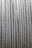 Roll of Metal Wire Strands Stock Image