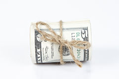 Roll of money Stock Photography