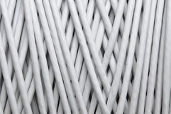 Roll of network cabl Royalty Free Stock Image