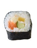 Roll Of Sushi Stock Image