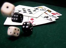 Free Roll Of The Dice Stock Image - 11621