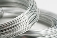 Roll Of Wire Stock Image