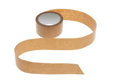 Roll of Packing Tape Royalty Free Stock Photography