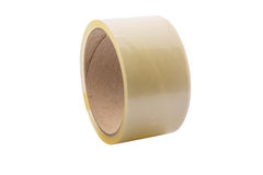 Roll Of Packing Tapes VI Royalty Free Stock Photography