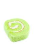 Roll-pandan-flavored jam Stock Images