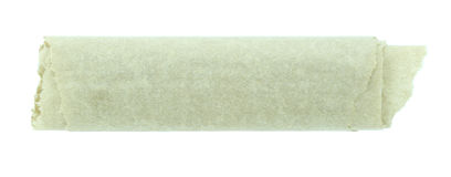 Roll of brown paper Royalty Free Stock Image