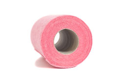 Roll of paper kitchen towels Stock Images