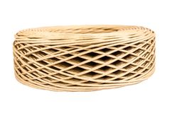 Roll of paper twine cord Royalty Free Stock Photo