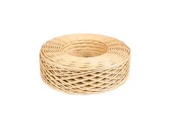 Roll of paper twine cord Royalty Free Stock Photos