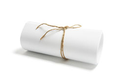 Roll of Papers Royalty Free Stock Photography