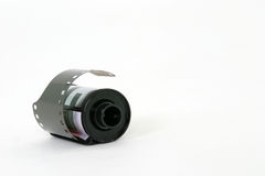 Roll of photographic film Royalty Free Stock Photography